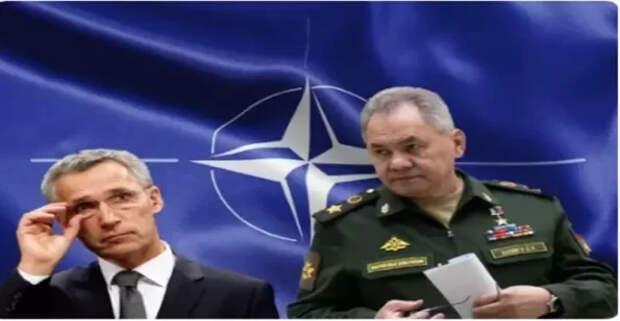 """""""НАТО доигрались"""" Они и подумать не могли о таком ответе Шойгу. Теперь будут знать как учения проводить рядом с границей РФ"""