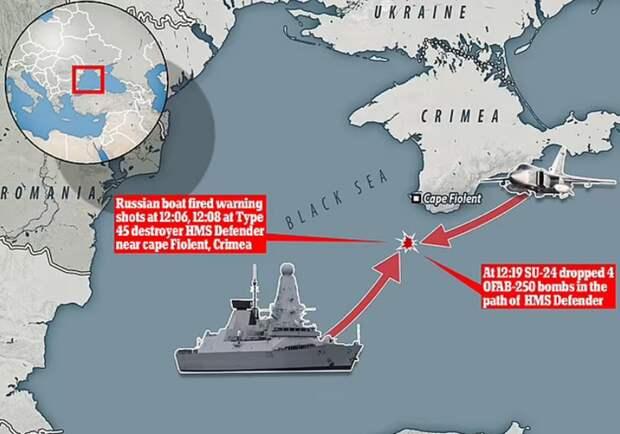 Что случилось в Черном море