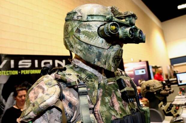Forbes: новая боевая экипировка армии России впечатляет