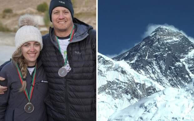 Американка нашла любовь в самом неожиданном месте: на высоте 7 056 метров