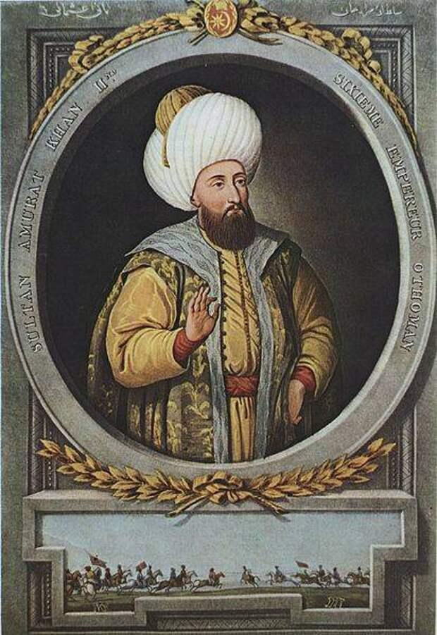 Крестоносцы против Османской империи: последний поход