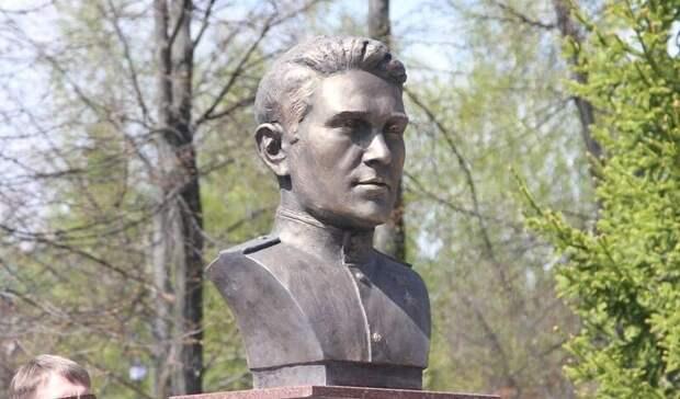 ВТатарстане установили бюст герою СССР Борису Кузнецову