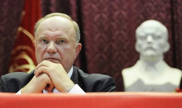 Передайте Зюганову - скандалами имидж КПРФ не поправить