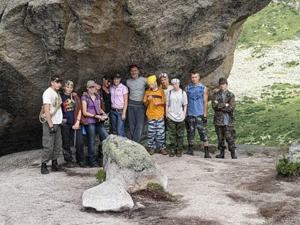 Группа эзотериков совершила поход