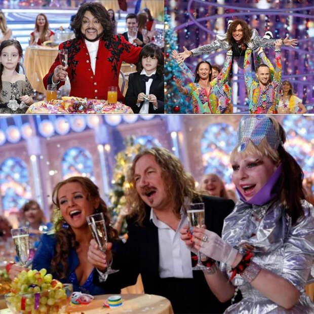 Новогодняя ночь на ТВ: ко мне упыри, ко мне вурдалаки!