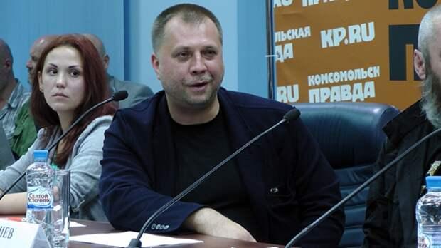 «Единая Россия» присматривается к Донбассу