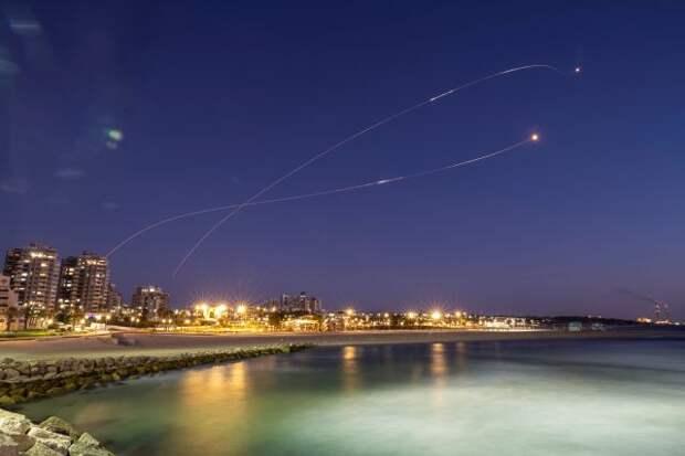 С начала обострения из сектора Газа по Израилю выпущено около 4070 ракет
