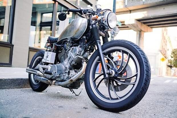 Мотоцикл/ Фото pixabay.com