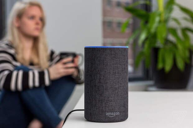 Голосовой помощникAlexa от Amazon