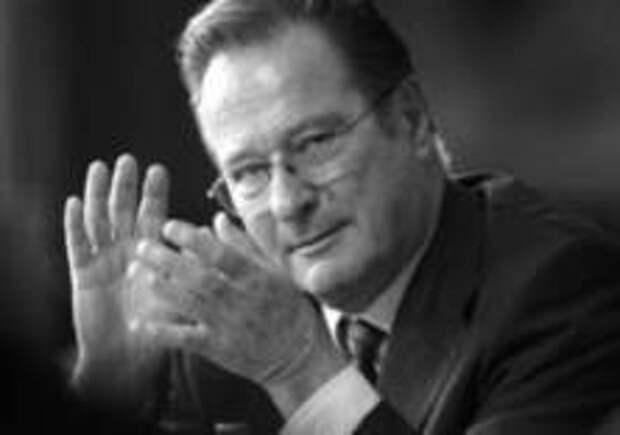 Умер экс-глава МИД Германии Клаус Кинкель