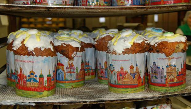 Более 100 хлебозаводов и фермерских пекарен Подмосковья выпекают к куличи к Пасхе