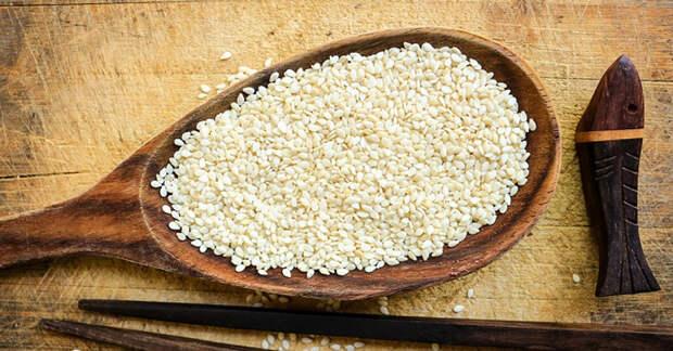 Эти семена улучшат память, кровообращение, предотвратят выпадение волос, слабость костей и разрушение зубов