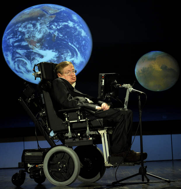 Стивен Хокинг: «В Боге не было необходимости, а у Бога не было времени»