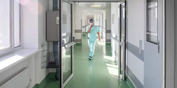 Психиатрическую больницу №12 на Волоколамке модернизируют