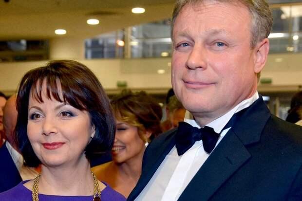 Сергей Жигунов женился в третий раз