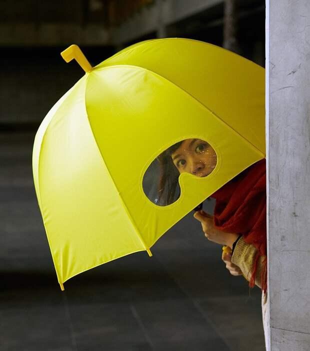 19 креативных зонтиков, которые сделают дождливые дни яркими и веселыми