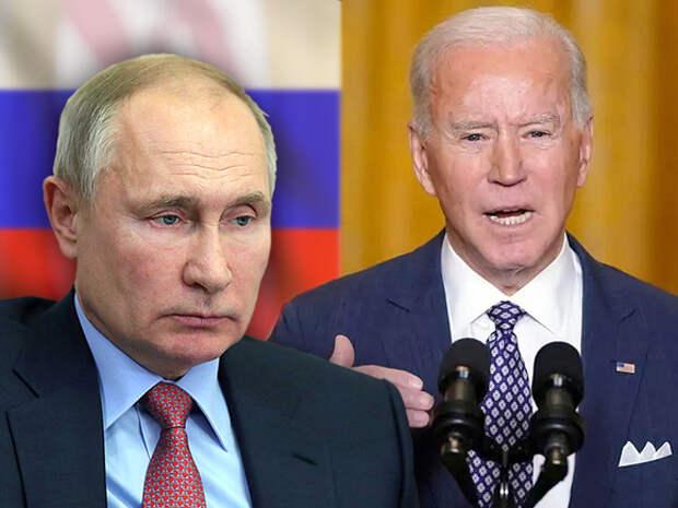 Байден прочитал доклад ФБР и понял, что Путин не причастен к атаке на Colonial Pipeline
