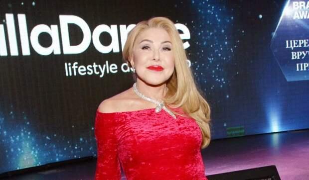 66-летняя Любовь Успенская сообщила о втором ребенке