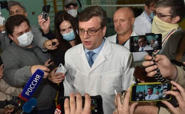 Пропал врач, лечивший Алексея Навального, Александр Мураховский. Мужчину ищут всем миром третьи сутки