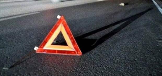 В Мариупольской трассе в районе н.п. Оленовка в ДТП погибла женщина и пострадали дети