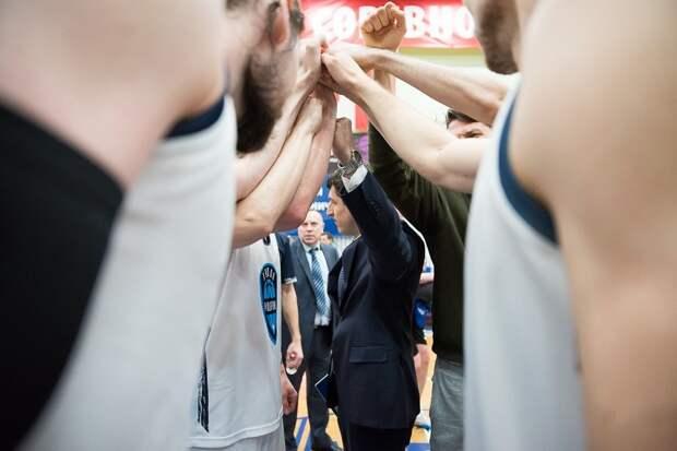 Ижевские «Купол-Родники» сразятся в интерактивном баскетболе