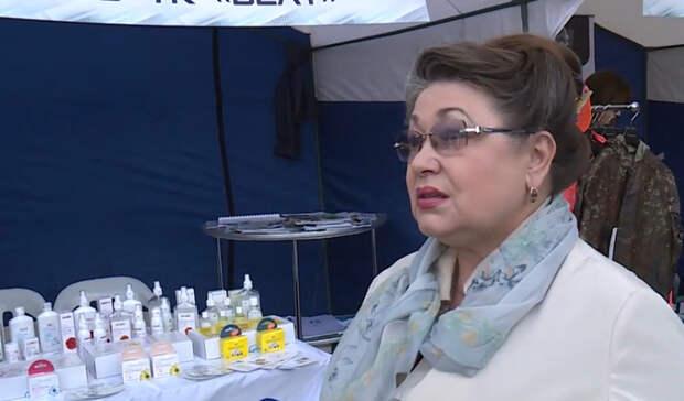 78млрд рублей получила оренбургская бизнесвумен, продавая антисептики впандемию