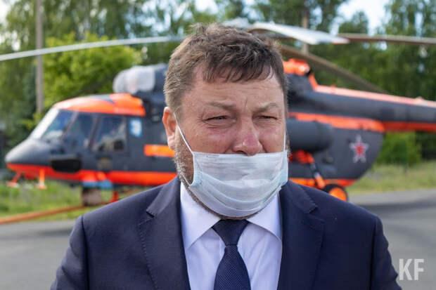 Ростех приделал к вертолетам «Рычаг»