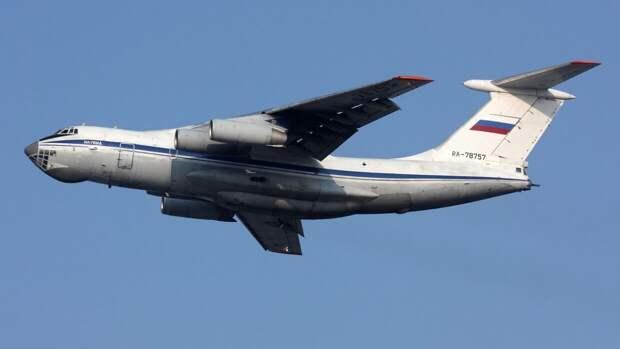 МЧС России готовит к вылету Ил-76 для эвакуации пострадавших в казанской школе