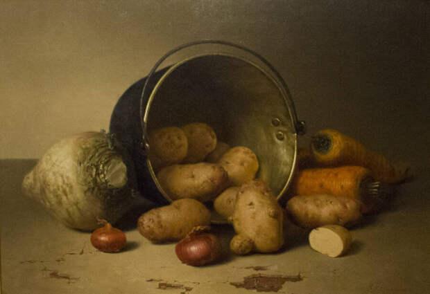 История картофеля: как «земляное яблоко» завоевало мир