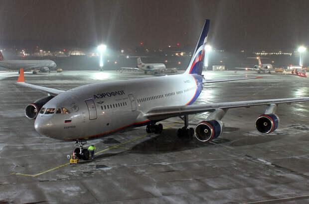 Новые российские самолеты «судного дня» создадут на базе Ил-96