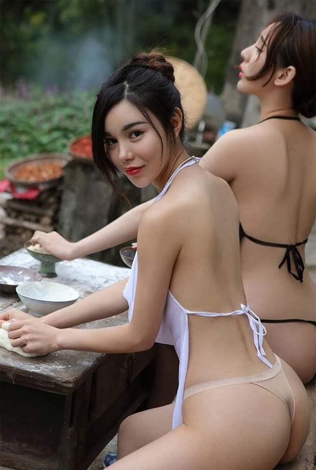 Секрет молодости азиатских женщин женщины, китаянки