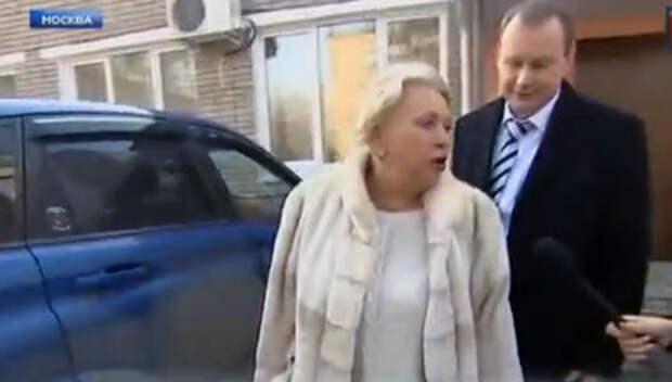 Жена Николая Караченцова не прошла проверку на трезвость