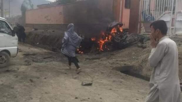 Талибы отрицают причастность к теракту у школы в Кабуле