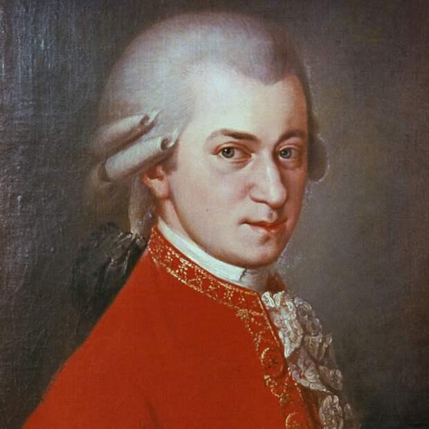 Максим Новичков. Привычки и слабости Моцарта