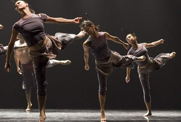Танец. Фото: mos.ru
