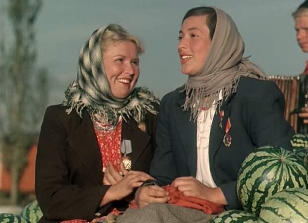 Кадр из фильма *Кубанские казаки*, 1949 | Фото: liveinternet.ru