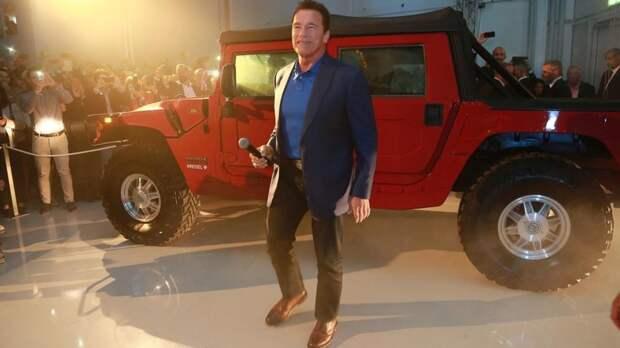 Шварценеггер переделал свой Hummer в электромобиль hummer, Арнольд Шварценеггер, авто, внедорожник, знаменитость, шварценеггер, электрокар, электромобиль
