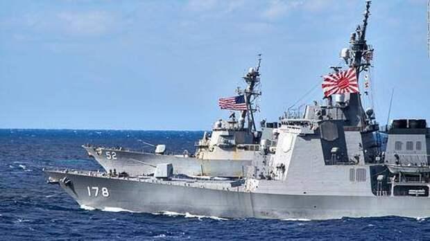 Япония угрожает России блокадой Северного морского пути