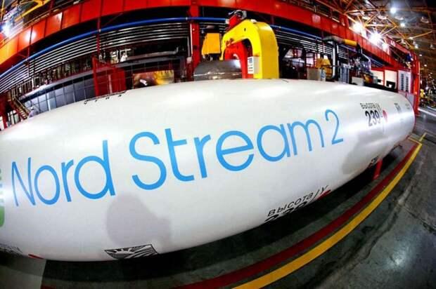 Замерзающую Европу спасает Газпром