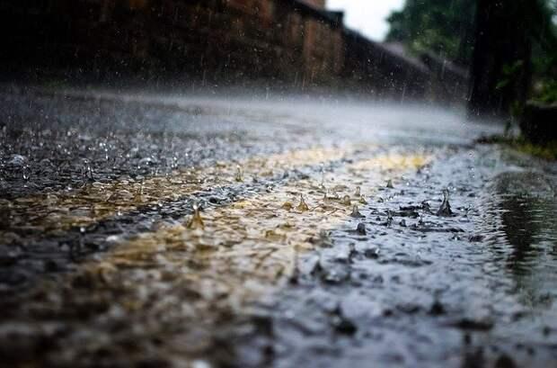 Липчан предупредили о дождях и похолодании