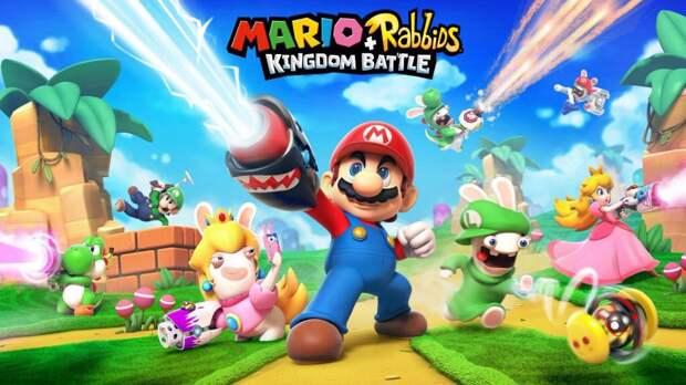 """Результат пошуку зображень за запитом """"Mario + Rabbids: Kingdom Battle"""""""