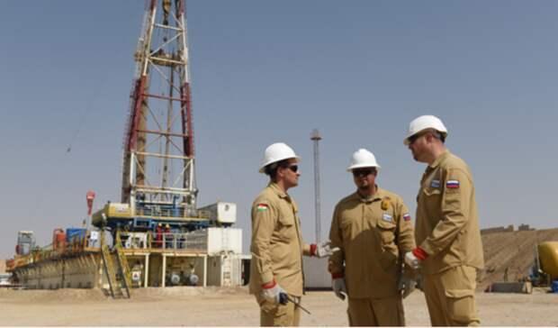 Натреть увеличила добычу «Газпром нефть» напроекте Саркала вКурдистане