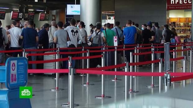 «Аэрофлот» оставил в продаже на июнь билеты только на 2 рейса в Турцию
