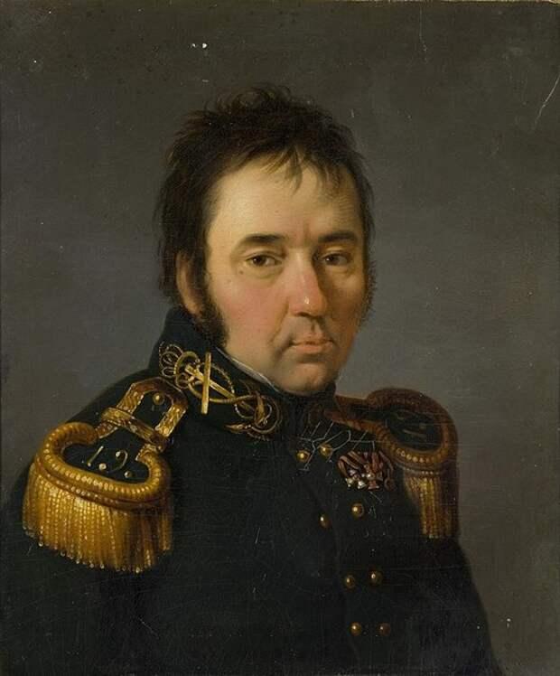 Василий Головнин. Адмирал из рязанской глубинки