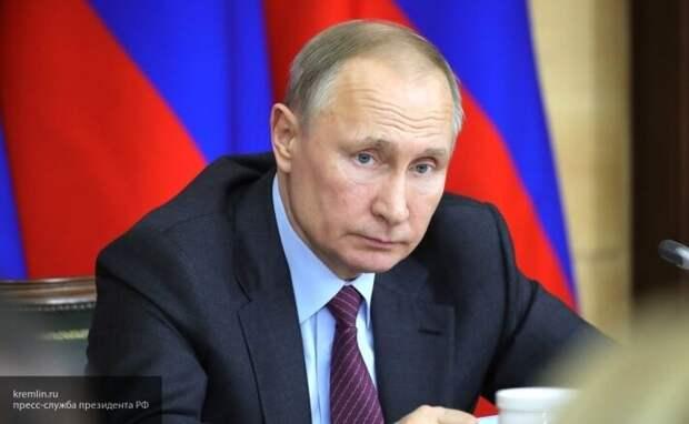 Путин рассказал, зачем США вводят санкции против «Северного потока-2»