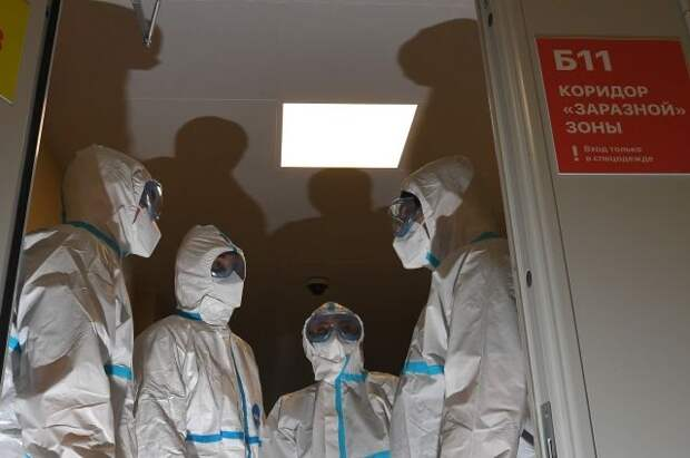 Число заразившихся коронавирусом в России за сутки увеличилось на 8 966