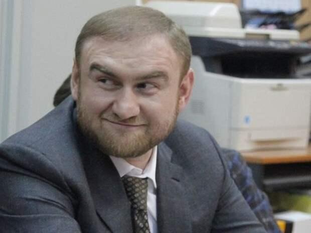 Лишенному поста сенатора Арашукову дали пособие от государства