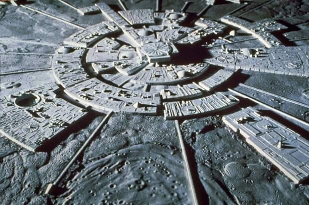 Базы инопланетян или кладбище древних астронавтов?