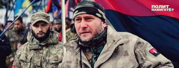 Новости стационара:Ярош нашёл русский след в захвате Капитолия