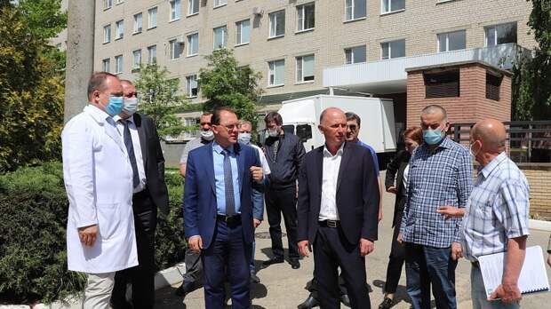 Новый корпус онкодиспансера построят на Ставрополье за 6 млрд рублей